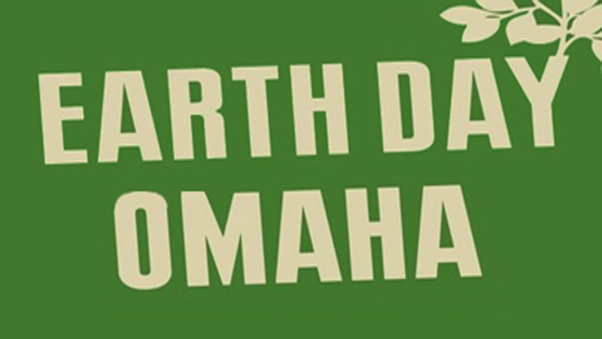 Earth Day Omaha 2017 logo