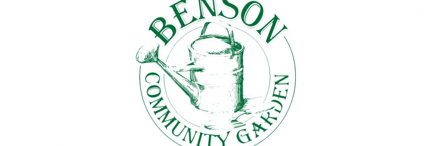 Benson Community Garden Logo